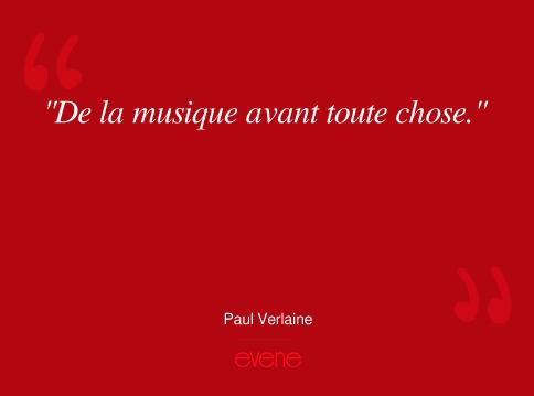 Citation Grand Mélomane Paul Verlaine N 039 Aurait Pas Renié Le Printemps De Bourges Amp Gt Amp Gt Evene Scoopnest
