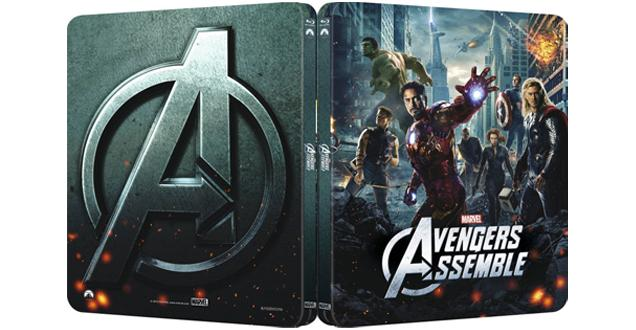 It's #MarvelDay! http://t.co/zKVG73w8dM Follow & RT by 23:59 23/4/15 & you could win this #AvengersAssemble Steelbook http://t.co/CSmaCTcCeJ