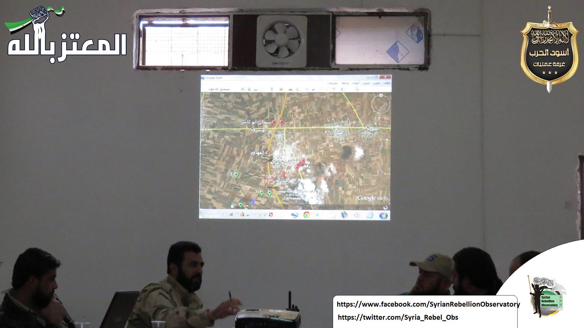 Guerre Civile en Syrie ( LISEZ LE PREMIER POST ! ) - Page 39 CDRWm4uW4AE56Te