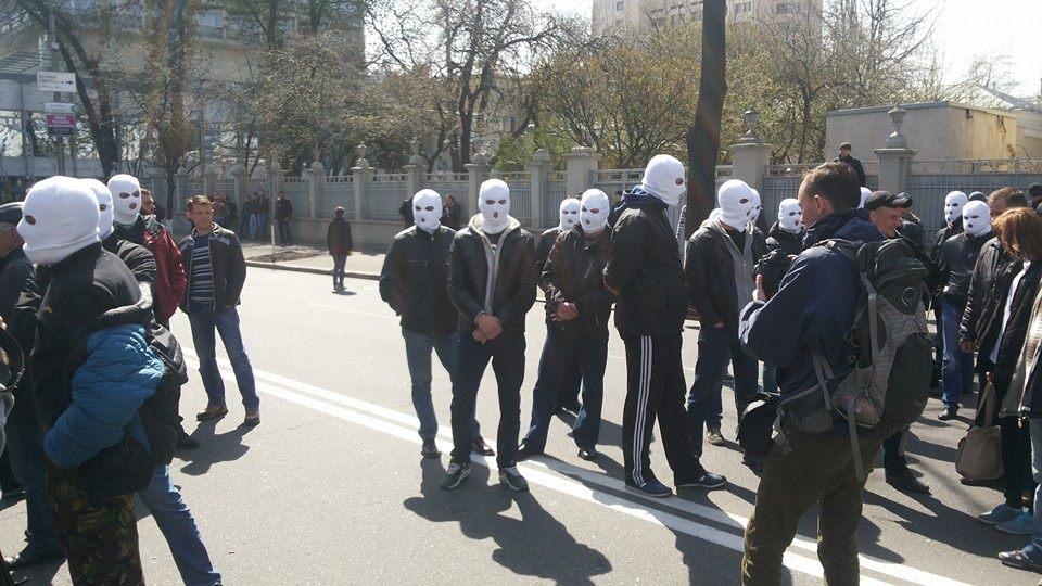 В Киеве продолжаются массовые митинги и пикеты горняков с Западной Украины и Донбасса - Цензор.НЕТ 4551