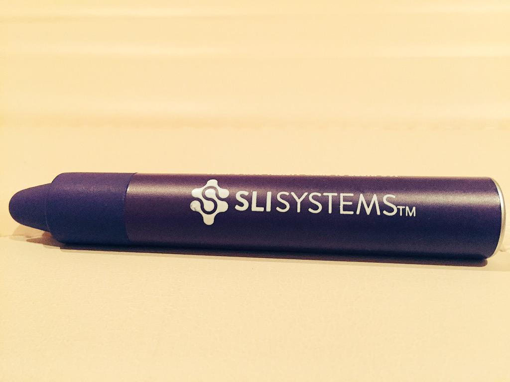 chrissimmons: My nominee for best SWAG at @magento #ImagineCommerce cc: @slisystems http://t.co/VB56bUJ4Q8
