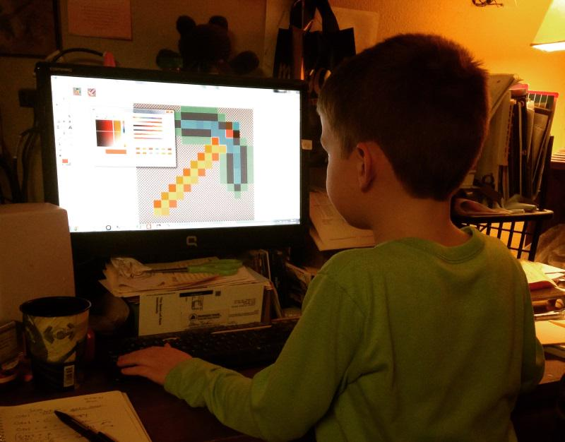 Teach kids coding with #Minecraft! Our awesome experience with @YouthDigital: http://t.co/O1Qtk9PbIe #YouthDigital http://t.co/4ES7FY4Pbm