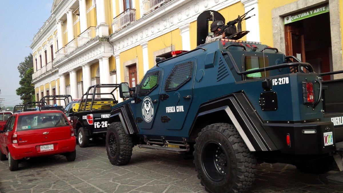 Mando Único para Coatepec pone en marcha gobernador  25 abril 2015 CDSU69PUsAAFIR7