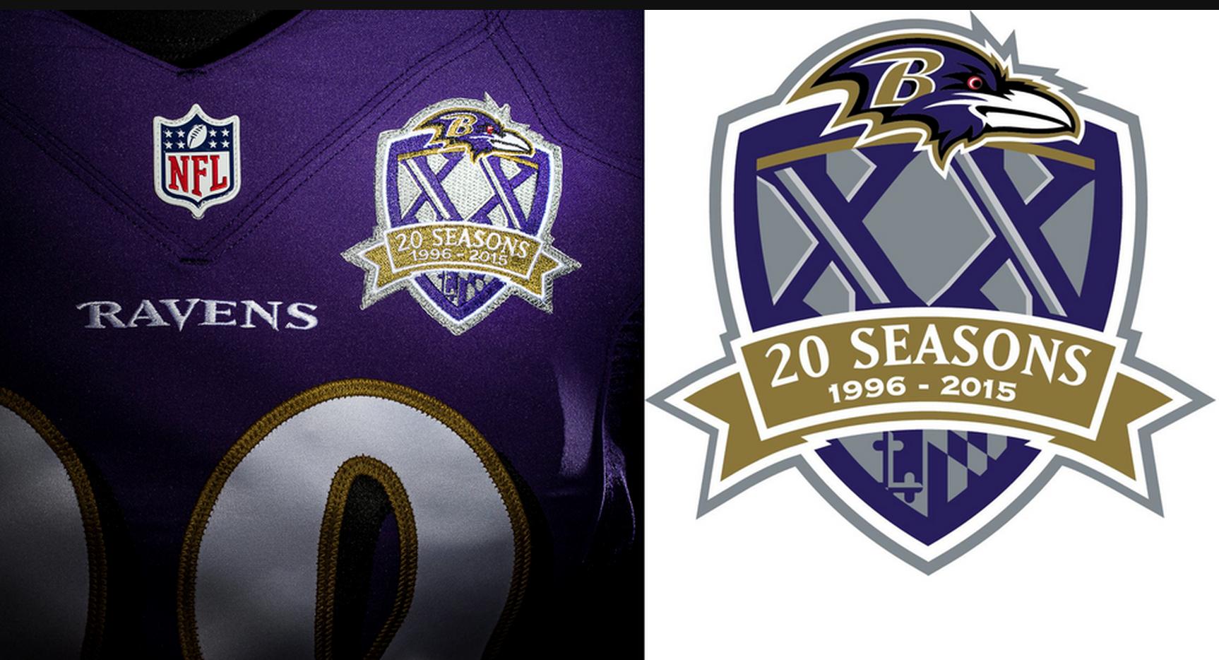 Ravens 20th Anniversary