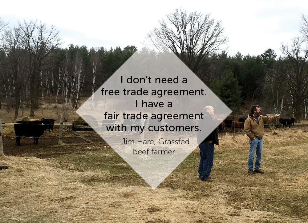 Farmers Say No to Free Trade https://t.co/RKyUhliJ6o #StopFastTrack #TPA #TPP #TTIP http://t.co/vXDg6vzN0h