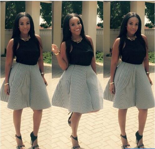 For The Ladies: Ghana's Joselyn Dumas Stuns in New Photo... You Like? http://t.co/kJbrQcfpre http://t.co/tDtH2oxoMu