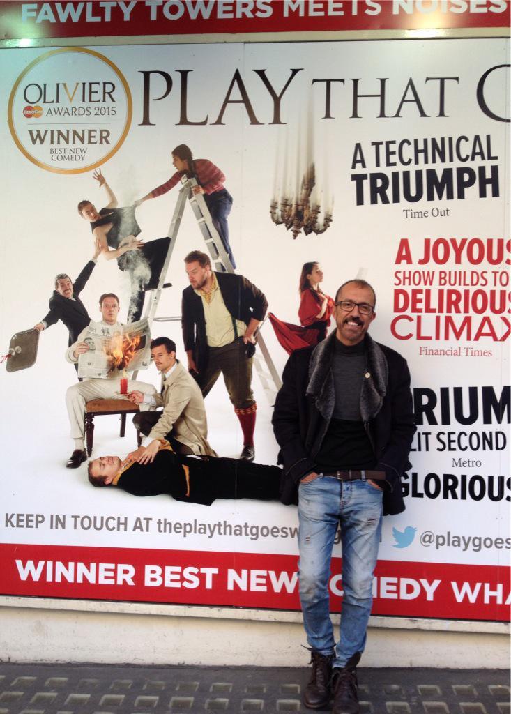 """Rui Vilhena on Twitter: """"#boogieoogie love London http://t.co ..."""