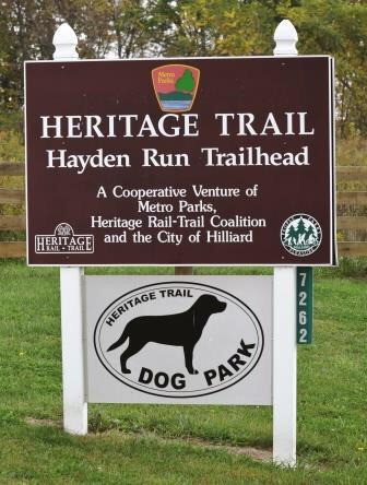 Dog park hilliard ohio