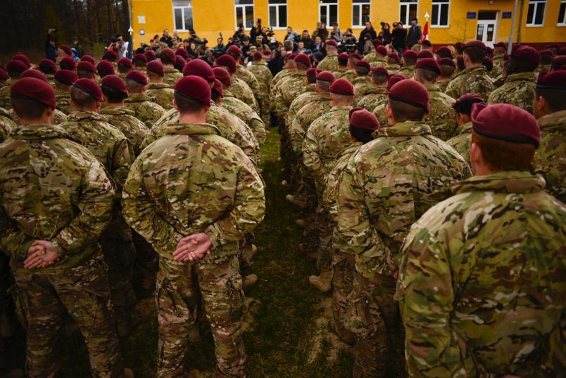Украина подписала Меморандум о техническом сотрудничестве с НАТО - Цензор.НЕТ 4374