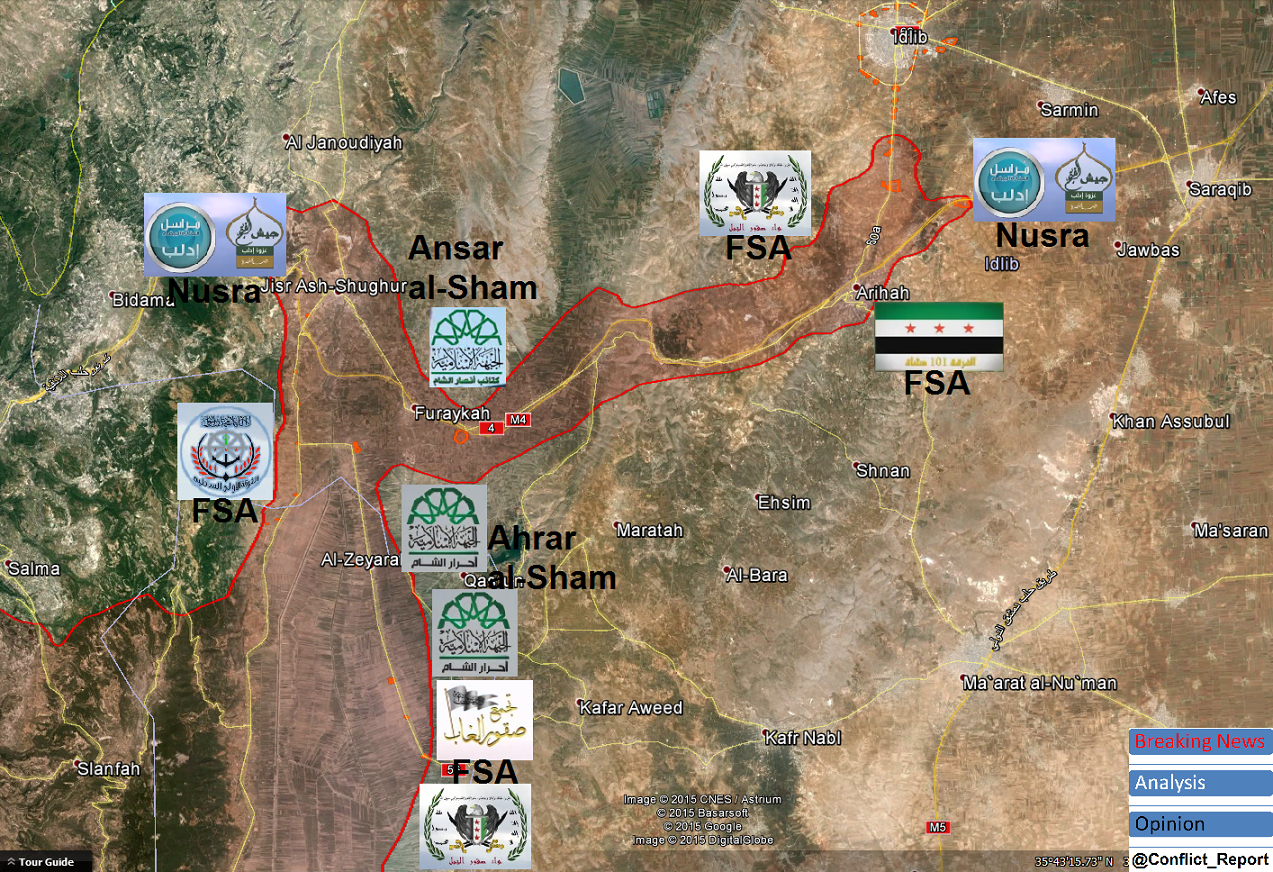 Guerre Civile en Syrie ( LISEZ LE PREMIER POST ! ) - Page 39 CDTIFYzW8AANLH4