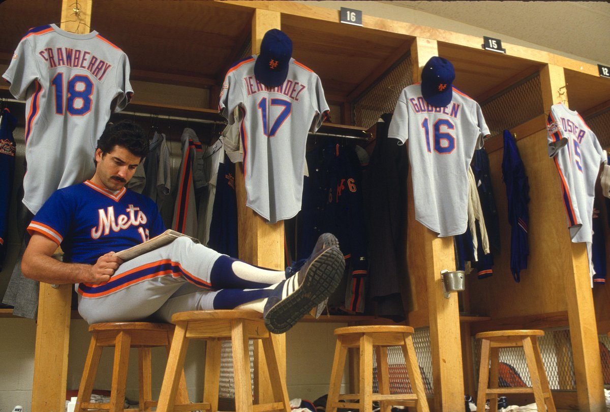 The Mets Are The Best Team In Baseball: Celebrate With These Keith Hernandez Mustache Photos - http://t.co/pCiIhKLWyY http://t.co/THR3fMSjpO