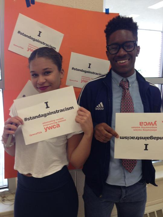 @YWCAtca #standagainstracism http://t.co/ItwtvillsE