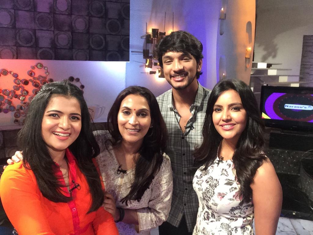 'Vai Raja Vai' episode on 'Koffee with DD'