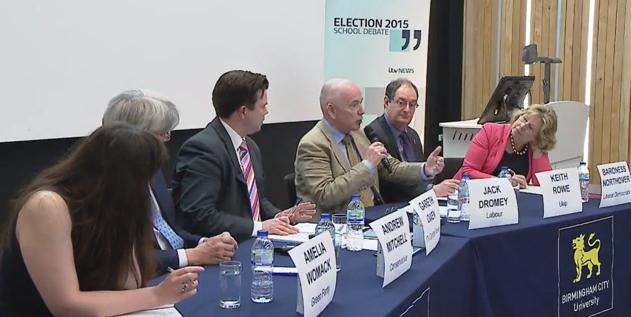 Thumbnail for #BCUcitytalks Election Debate