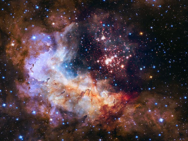 Nasa revela imagem oficial das comemorações dos 25 anos do telescópio Hubble. http://t.co/7USrA996Ql
