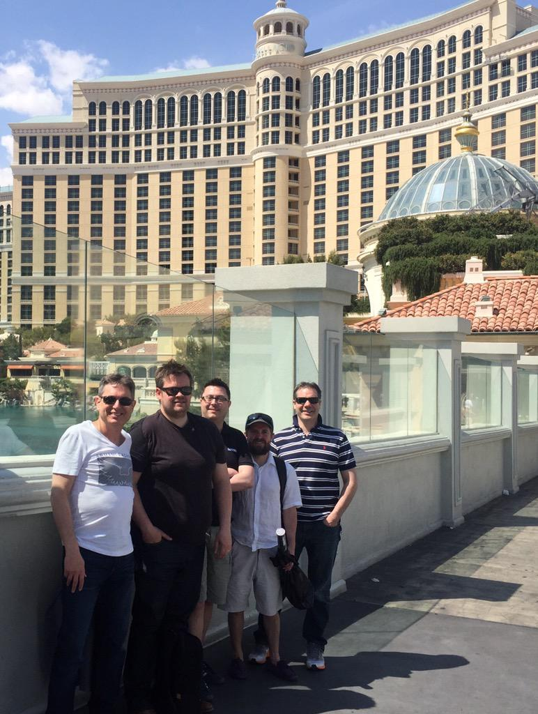 yairspitzer: Excellent #MagentoImagine. Our 5th in a row. Hope next year will FINALLY have in another city. bit fed up with Vegas http://t.co/6RX3Jg1A23
