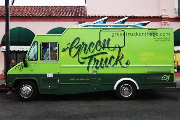 Our vegetable oil for cooking is used to power the food trucks the next day…#greenisuniversal #nofoodwasted #EarthDay http://t.co/vx57bf2fRk