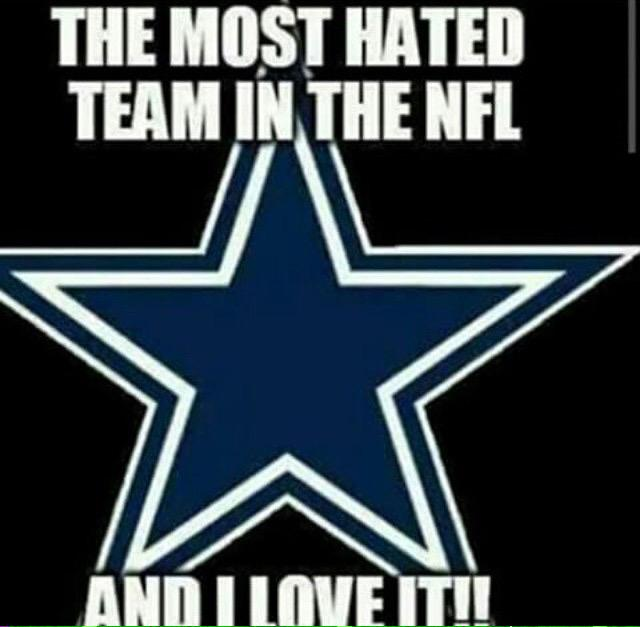 Dallas Cowboys Talk On Twitter Haters Are Fans Also