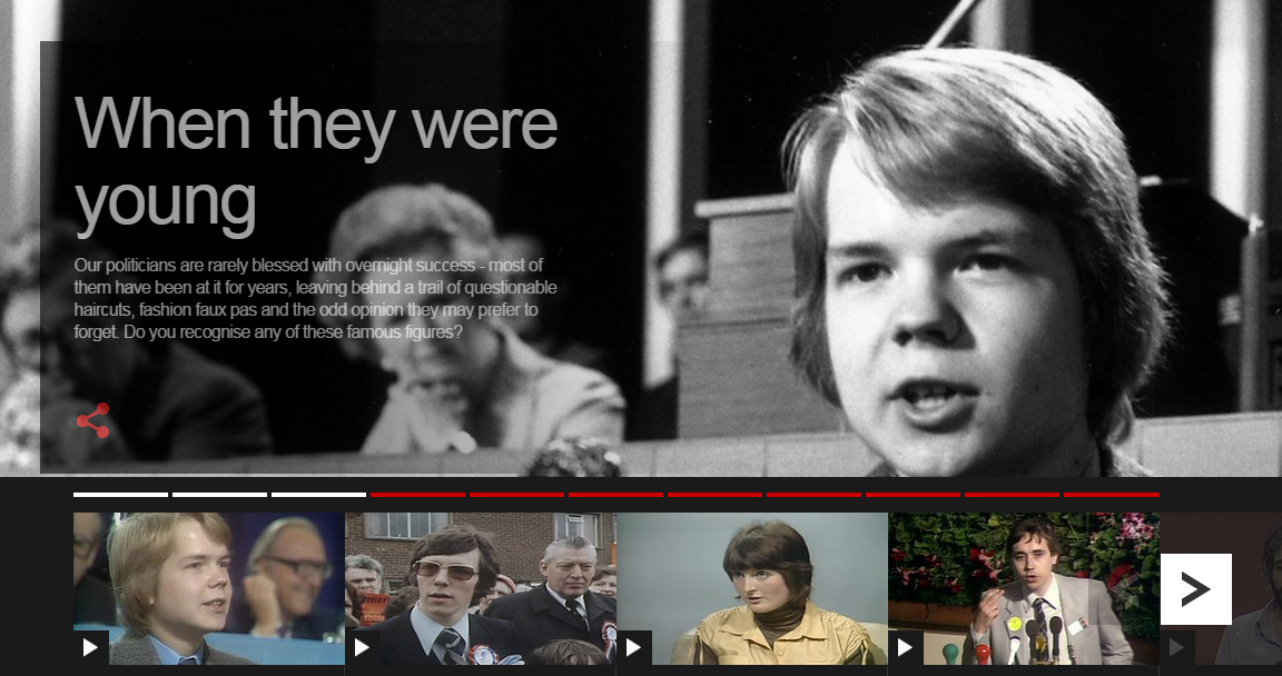 In case you forgot: William Hague's big break nearly 38 years ago: http://t.co/D5UW6xwK6Y #bbcqt http://t.co/XCRIFblIFo