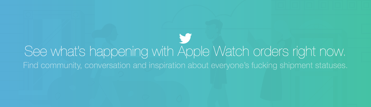 Twitter's new tagline is kind of weird tbh http://t.co/IMDCdK4pbd