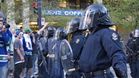 Vancouver police prepared for Canucks playoff loss http://t.co/7DjWvtiDsy http://t.co/nIAgphP4xx