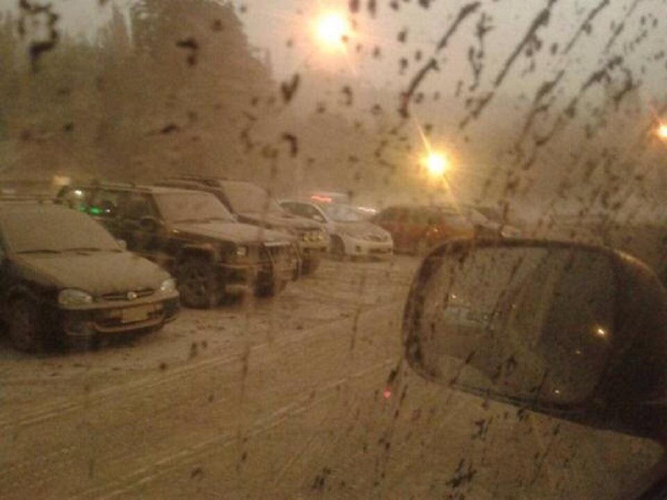 #Vulcão #Calbuco provoca #chuva de cinzas em cidades do #Chile e #Argentina http://t.co/LSdtVAhwjE http://t.co/qiCVIgx1v5