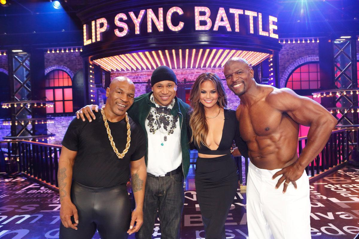 Lip Sync Battle On Twitter What A Battle At Terrycrews And