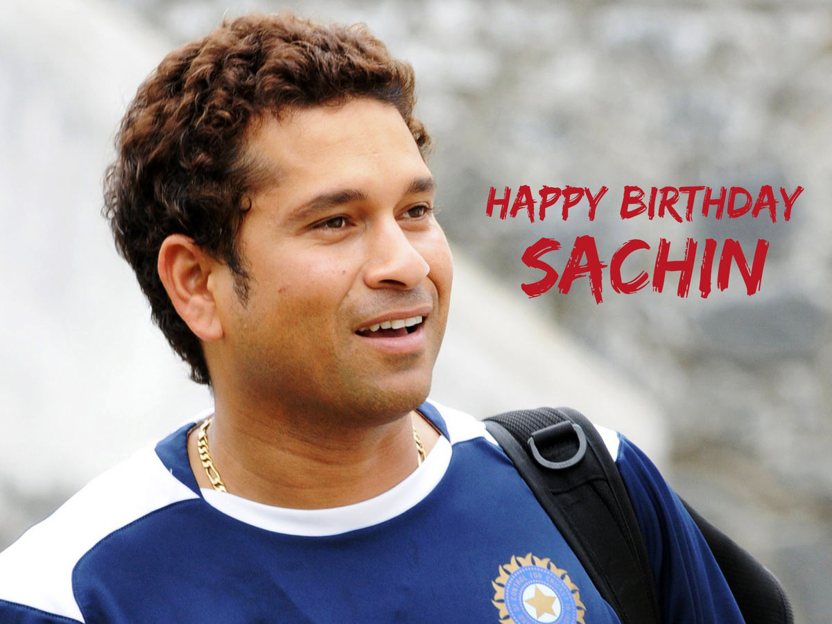 A legend was born today. Happy Birthday @sachin_rt  #HappyBirthdaySachin @mipaltan