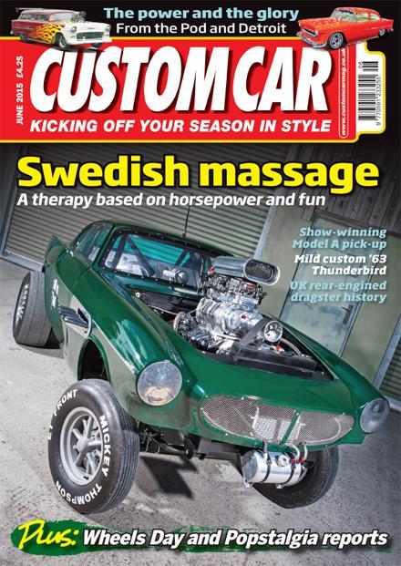 Custom Car Magazine Customcarmag Twitter