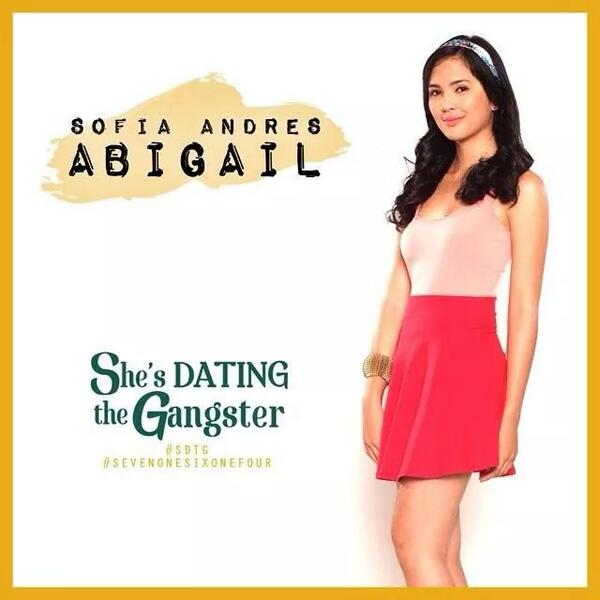 Shes dating the gangster athena abigail