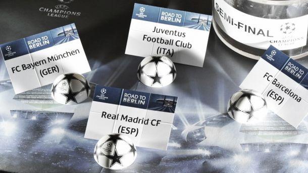 Sorteggi Champions 2016-2017: Juventus testa di serie con il Real Madrid