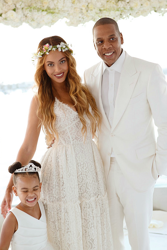 Blue Ivy is the cutest little princess