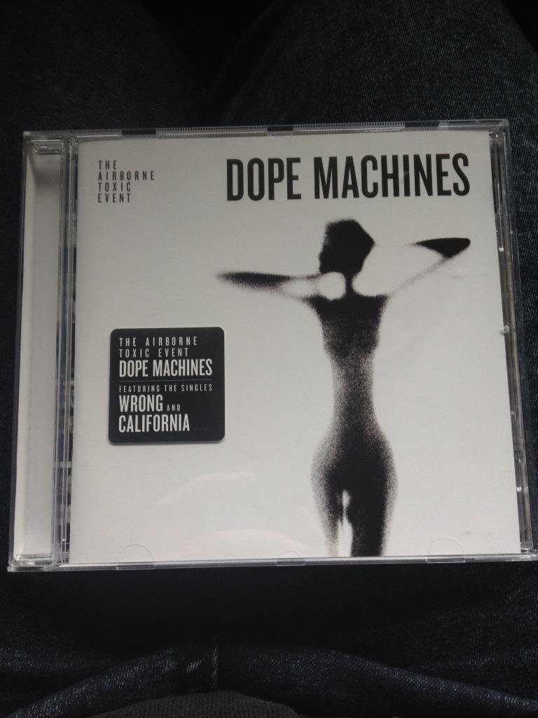 Bought another copy of dope machines for @JenDobsonMusic to have in her car! ☺️