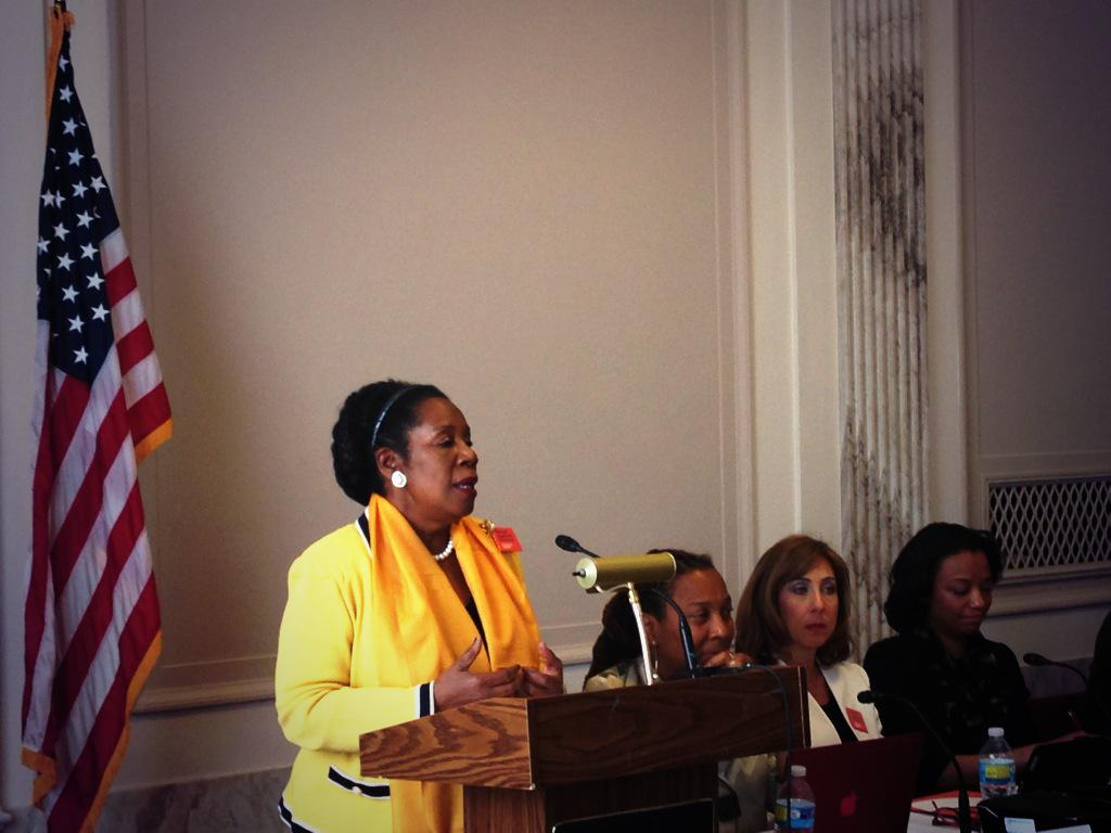TY @JacksonLeeTX18 for joining our #Congress Briefing on Women as Targets of #RacialProfiling. #StandAgainstRacism http://t.co/XoKqfHnEIC