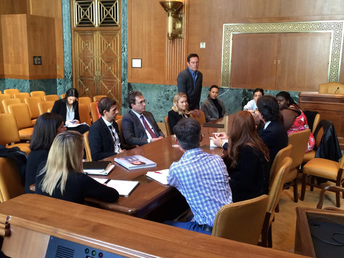 On Capitol Hill with our 2015 Delegation. #creativeDC Keep arts in schools! http://t.co/d6IT4nWCfI