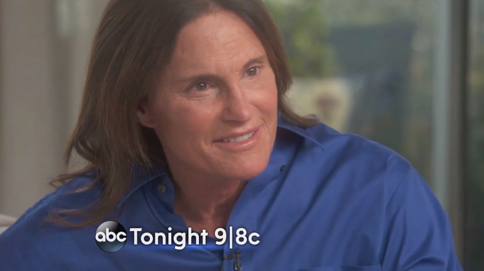 Watch the bruce jenner interview on ch  2 and join jovita