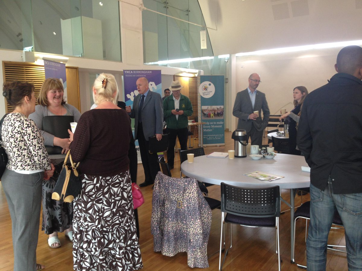 We've just launched the North Birmingham Social Enterprise network as part of #BrumCityDrive #socent http://t.co/6Utra1MnFw