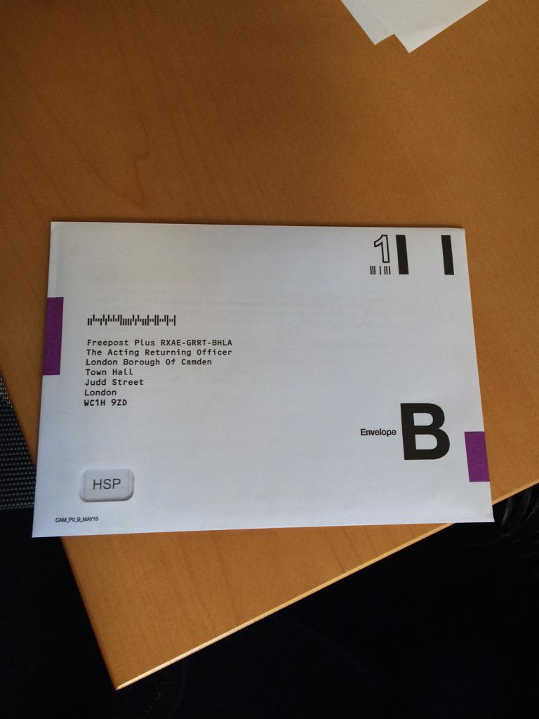 Proud to have voted #Labour. #Ed4PM. http://t.co/rXkURu88a7