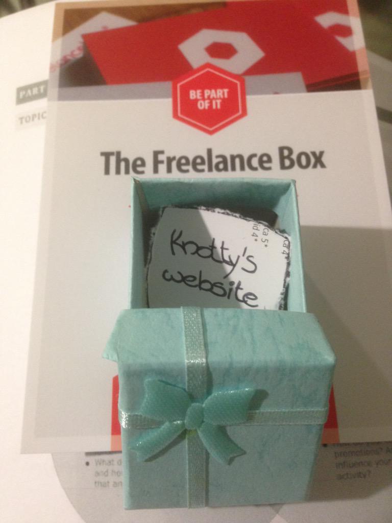 Ya con planes en mi freelance box! #tfbontour #LenguandoIFEMA http://t.co/b0CzXhTBJH