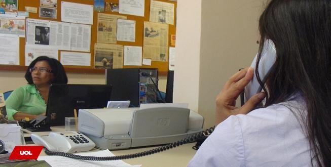 Você viu? Plantão telefônico tira dúvidas de português gratuitamente há 35 anos em #Fortaleza http://t.co/6FwSE8330w