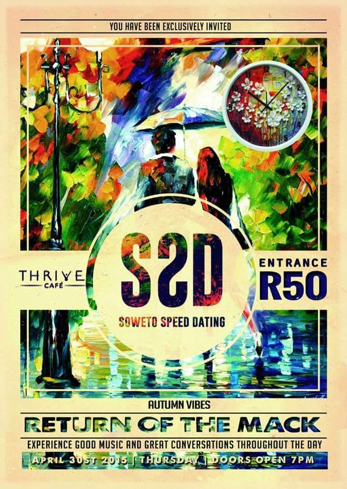 Soweto speed dating