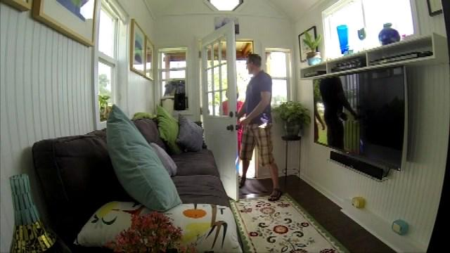 FOX 5 DC on Twitter Tiny house tiny price Tour a 200 square