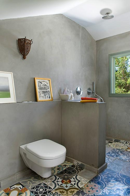 Baños De Microcemento:para #Baños modernos y de #Diseño único Paredes en #Microcemento