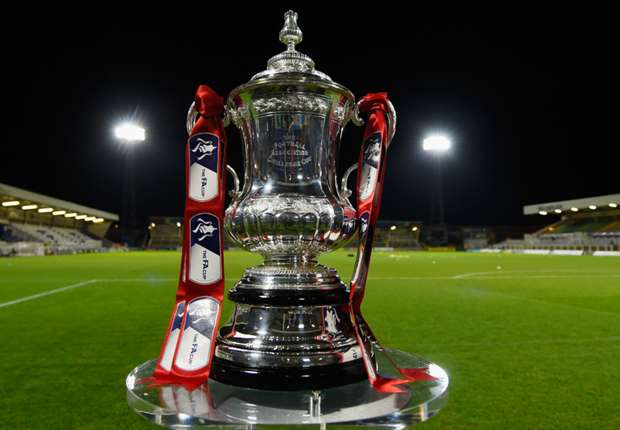 Finale FA Cup 2015 Arsenal vs Aston Villa