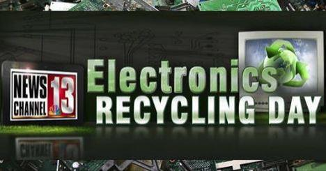 Electronics Recycling Day Electronics Recycling Day Is Underway At