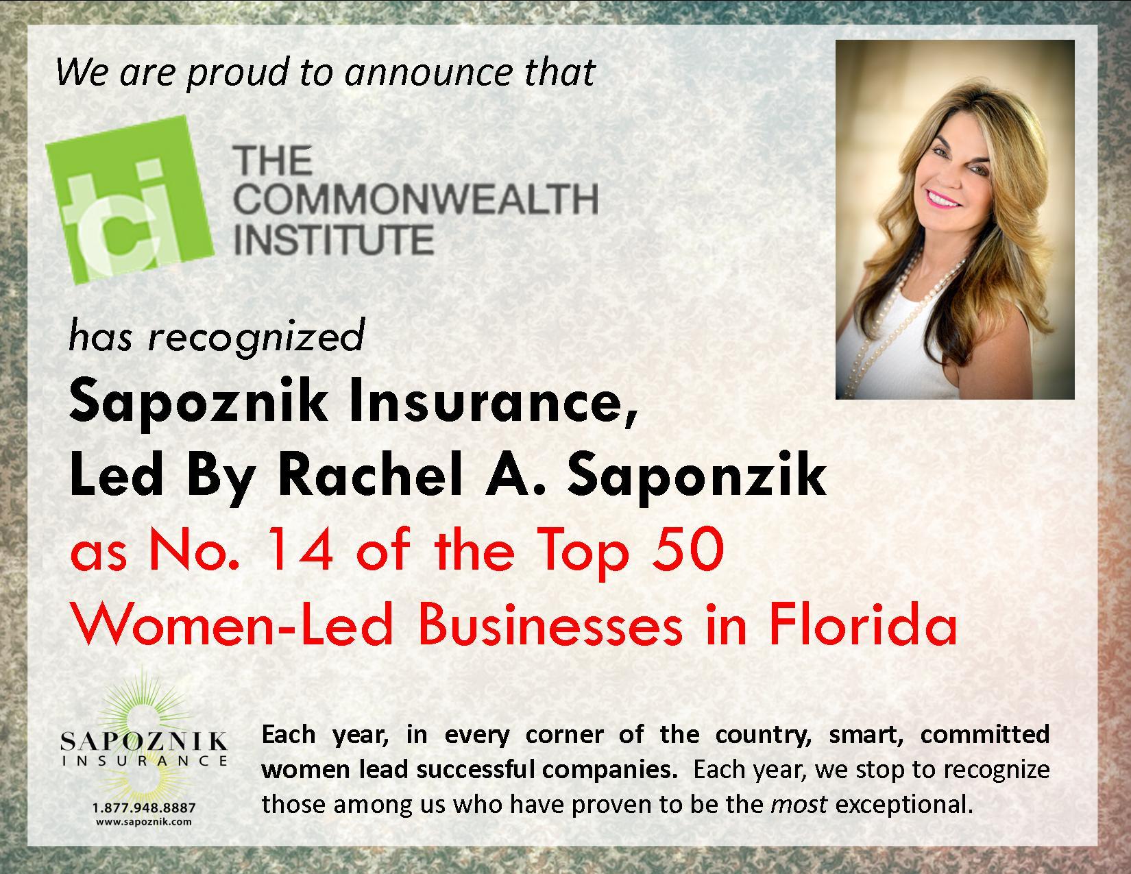 Sapoznik Insurance North Miami Beach