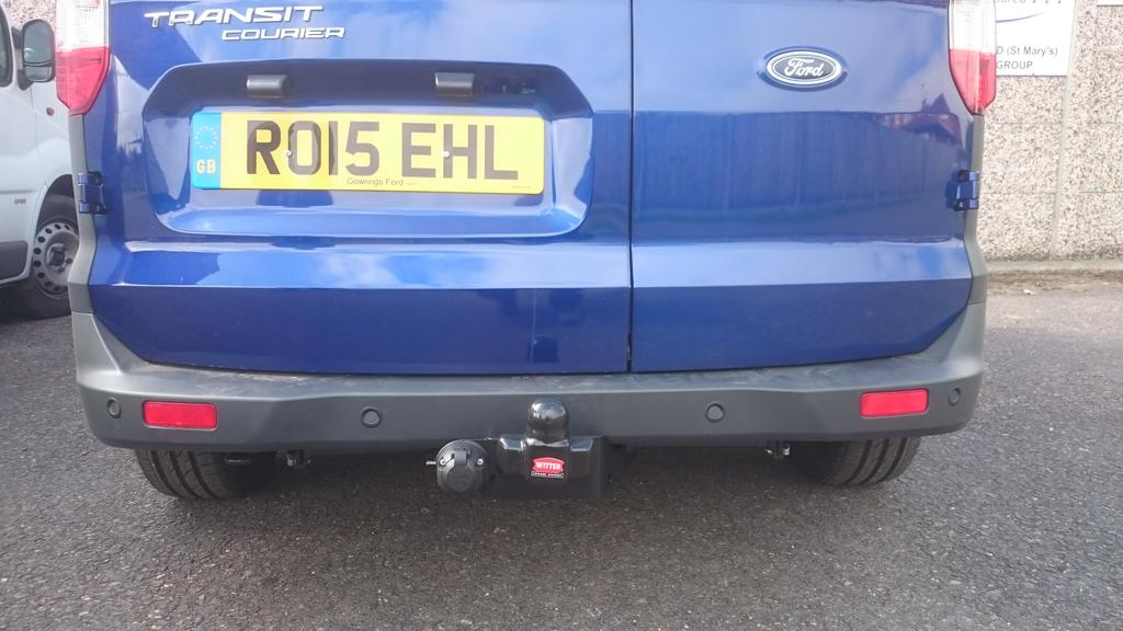 Wiring Tow Bar Ford Focu