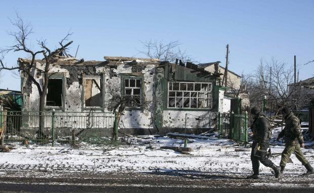 Террорист Захарченко сознался, что тяжелое вооружение боевиков возвращено на прежние позиции - Цензор.НЕТ 8146