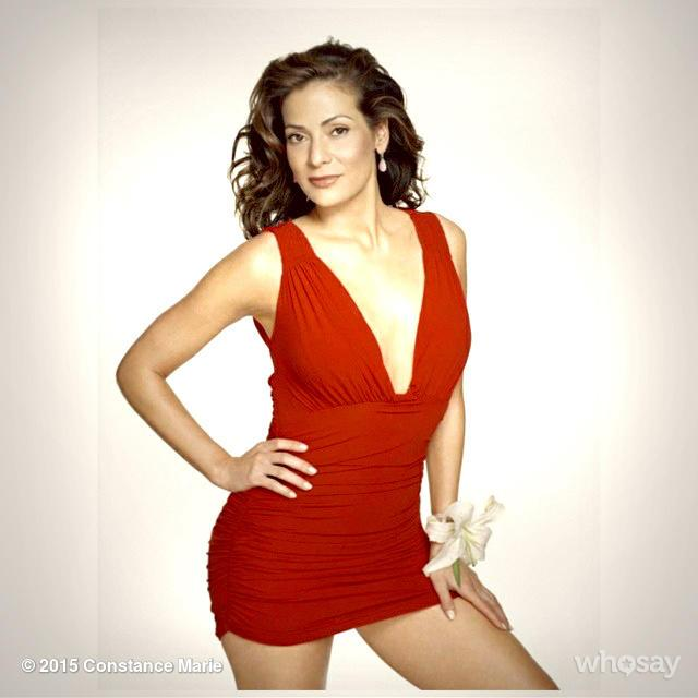 Sexy pictures of constance marie