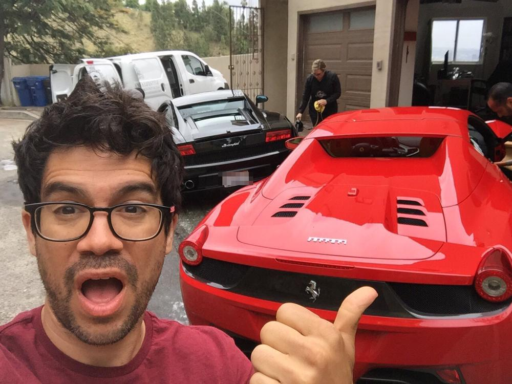 Tai Lopez On Twitter Quot Clean Cars Look So Much Nicer Haha These Guys Have An Eco Friendly Car